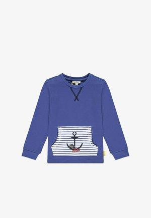 Sweatshirt - deep ultramarine