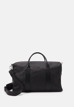 HOWARD UNISEX - Weekend bag - black