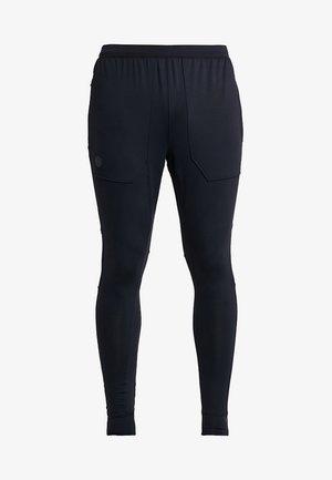 RUSH ENGANLIEGEND - Teplákové kalhoty - black