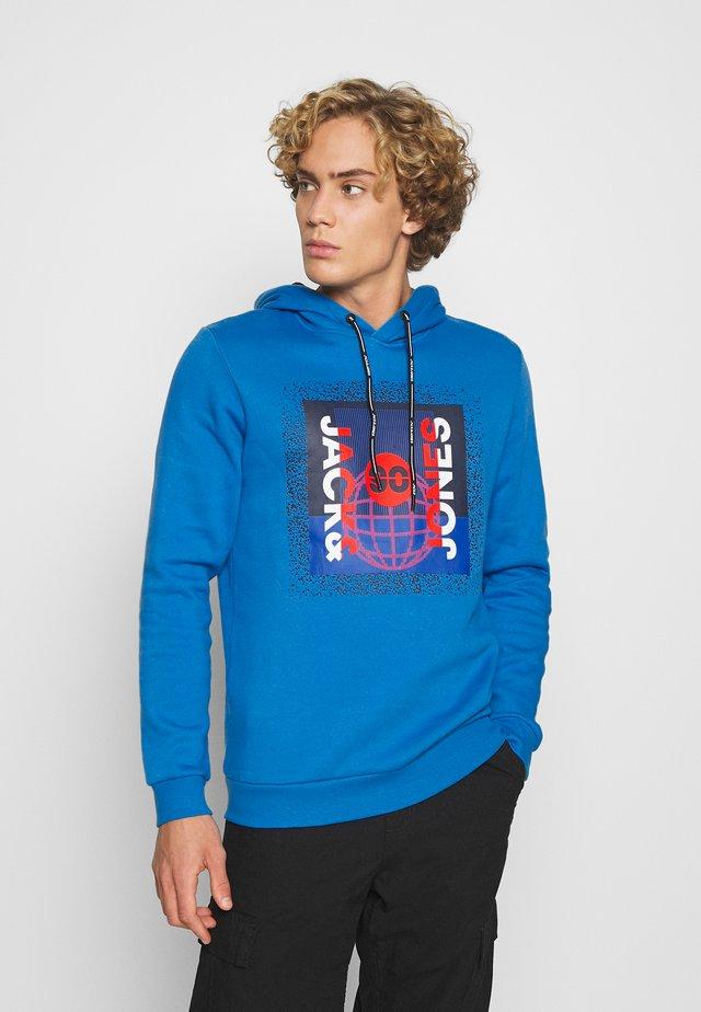 JCOJESPER HOOD - Hoodie - cendre blue
