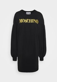 MOSCHINO - DRESS - Denní šaty - fantasy print black - 7
