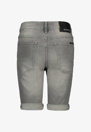 TAVIO - Denim shorts - stoned blue (81)