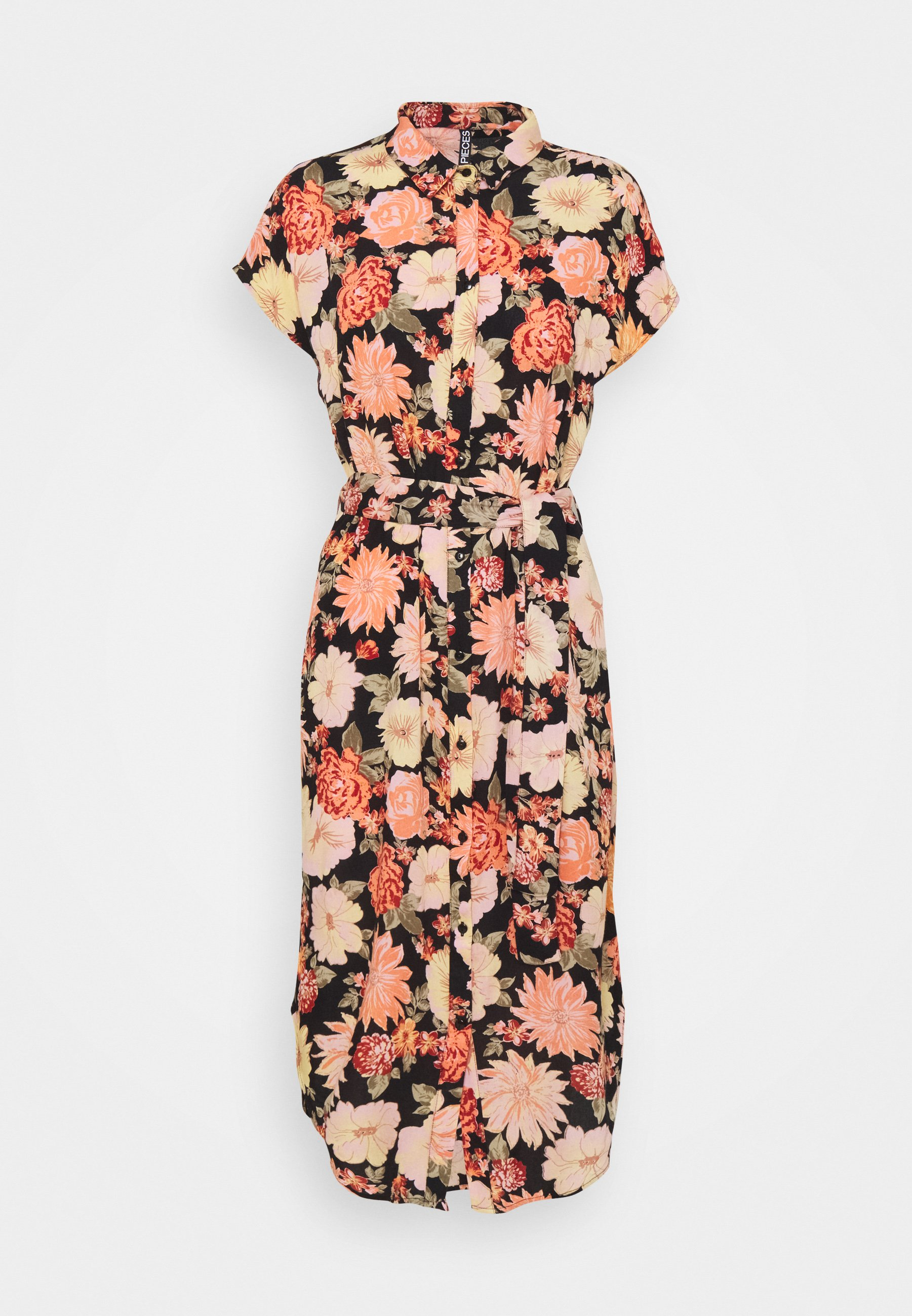Damen PCNYA SHIRT DRESS - Blusenkleid