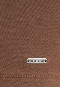Hollister Co. - Top - brown - 2