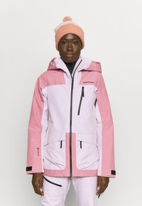 Peak Performance - VERTICAL 3L JACKET - Ski jacket - frosty rose - 0
