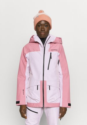 VERTICAL 3L JACKET - Chaqueta de esquí - frosty rose