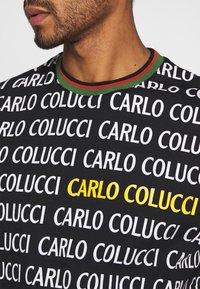 Carlo Colucci - Print T-shirt - black - 5