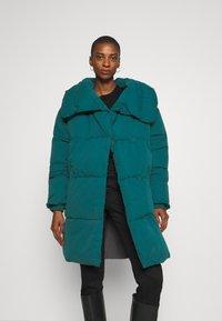 Thought - PHEBE COAT - Winter coat - kingfisher - 0