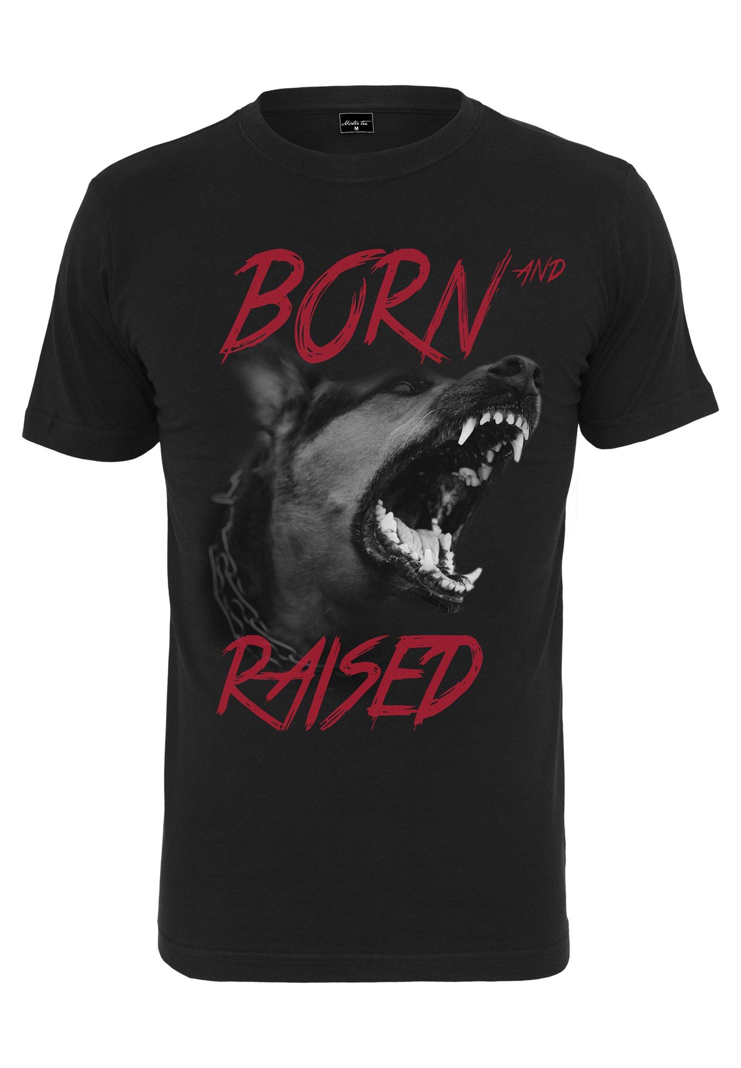Hombre BORN & RAISED  - Camiseta estampada