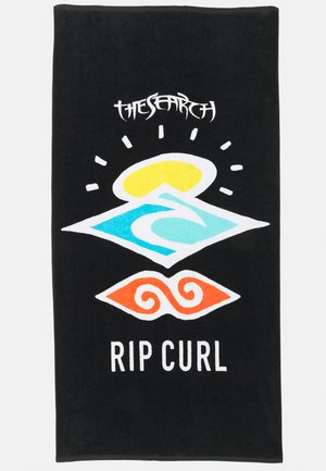 ICONS TOWEL - Bath towel - black