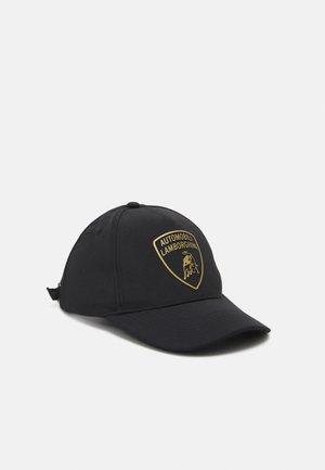BASEBALL UOMO SCUDO - Cappellino - black pegaso