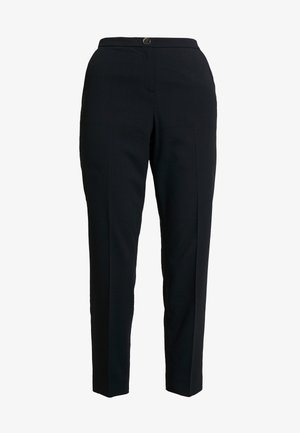 SALOTET SUIT TROUSER - Trousers - black