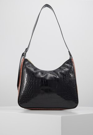 MIX PRADISA BAG - Handbag - black