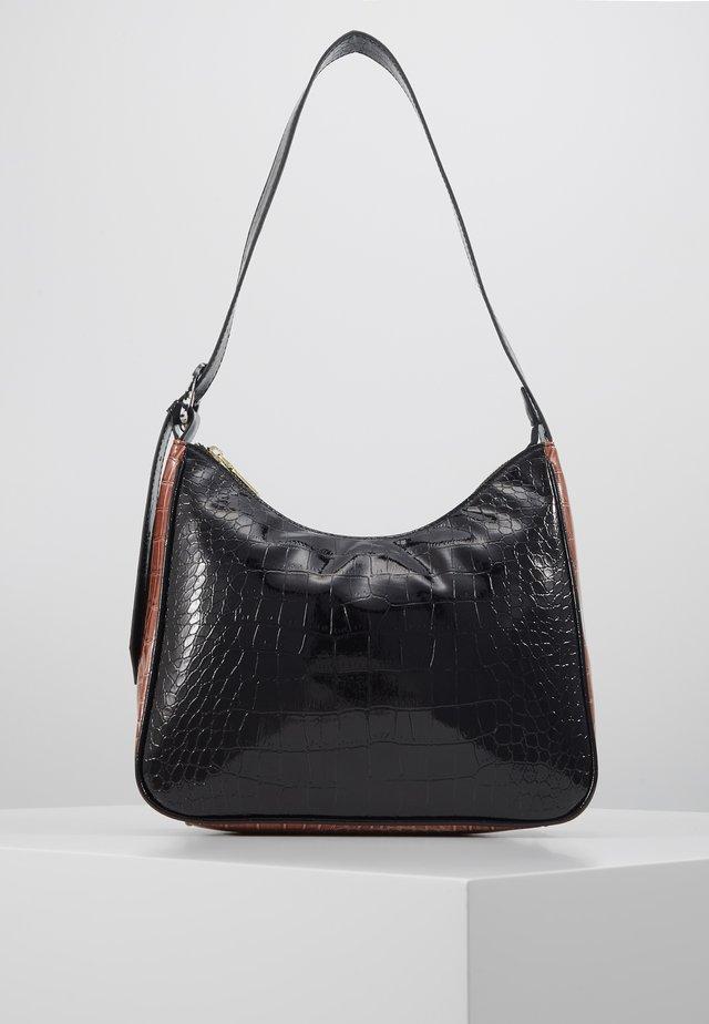 MIX PRADISA BAG - Handbag - black