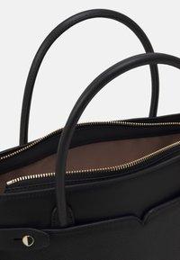kate spade new york - LARGE SATCHEL - Handbag - black - 3