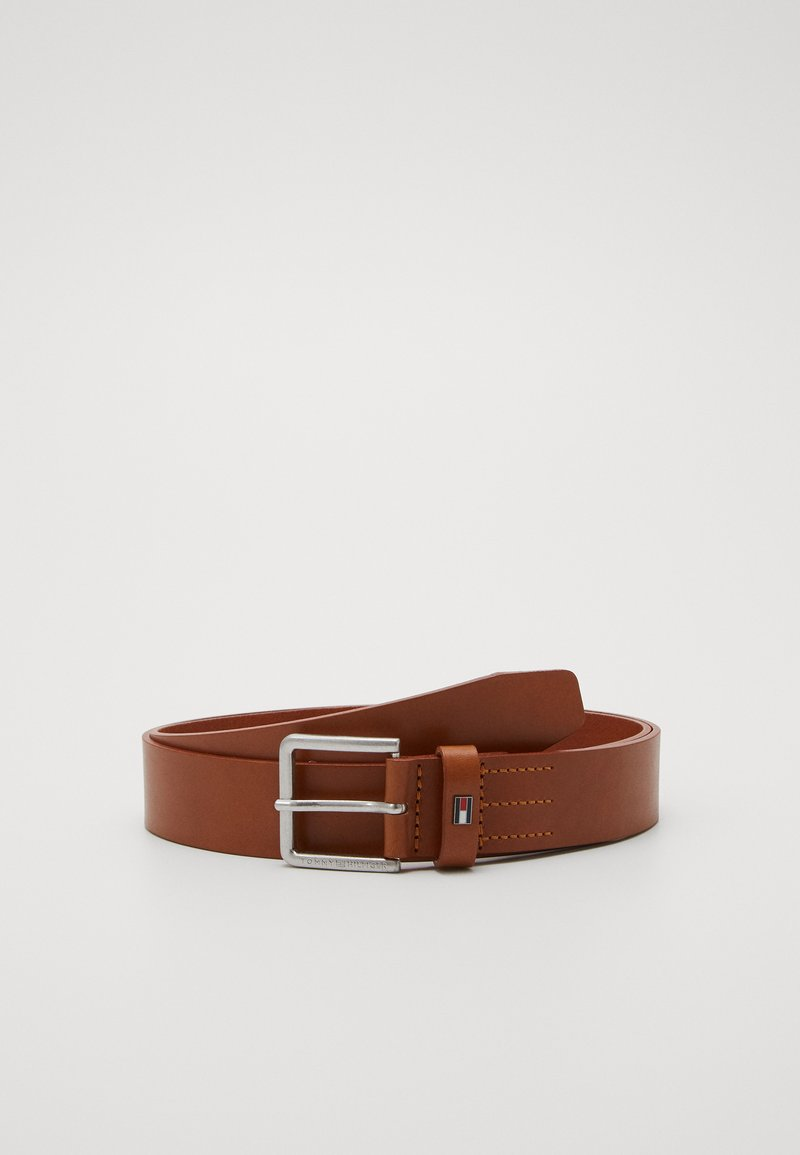 Tommy Hilfiger - URBAN DENTON - Belt - brown