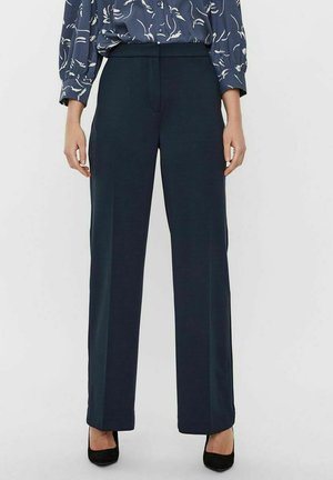Trousers - navy blazer