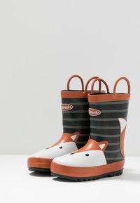 Chipmunks - FARGO - Wellies - rust - 3