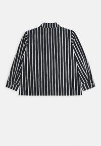 Marimekko - PIKKUPOJANPAITA - Shirt - black/white - 1