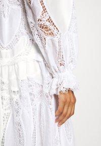 Alberta Ferretti - DRESS - Abito da sera - white - 6