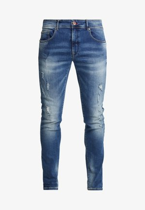 SEAHAM REPAIR - Jeans Slim Fit - midnight blue