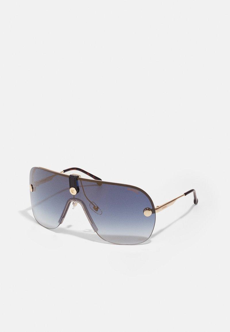 Carrera - UNISEX - Solglasögon - gold/blue