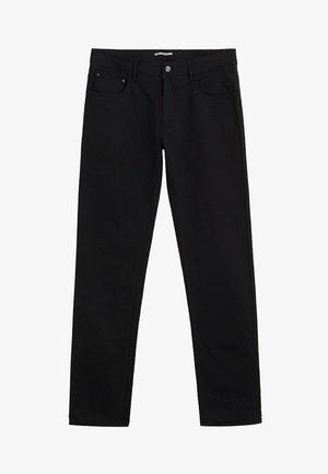 PISA7 - Jean slim - black