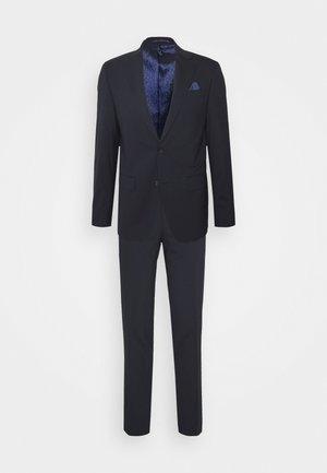 STAR NAPOLI CRAIG NORMAL - Oblek - dark blue/navy