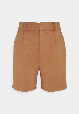 VMEVA - Shorts - tobacco brown