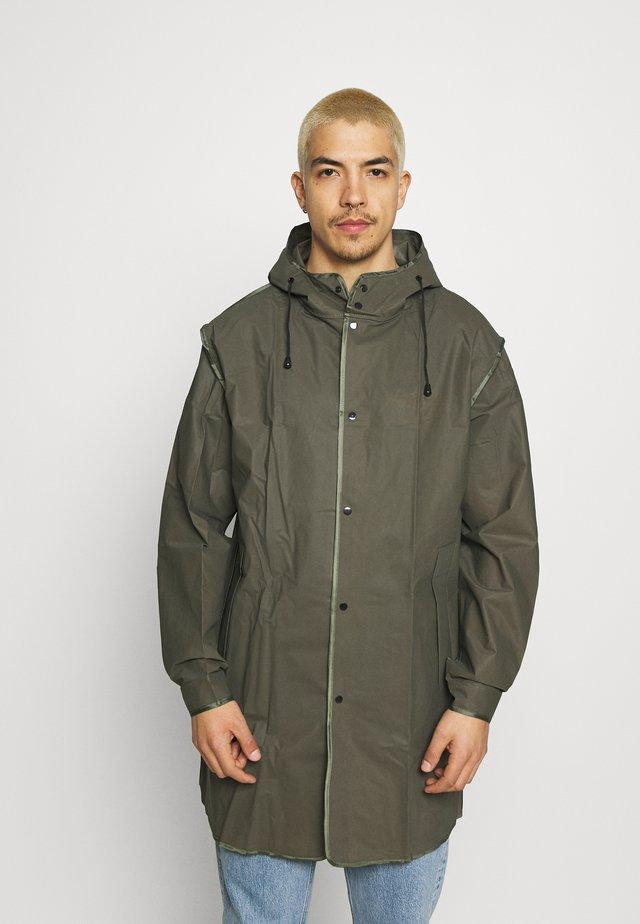 FESTIVAL - Krátký kabát - khaki