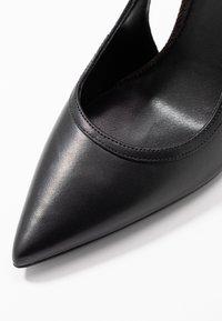 MICHAEL Michael Kors - NORA  - High heels - black/brown - 2