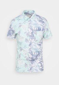 TEGAN TROPICAL PRINT - Shirt - mint