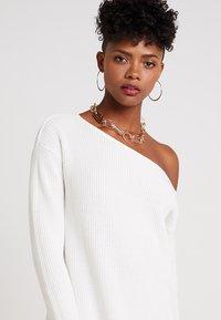 Even&Odd - Pletené šaty - offwhite - 4