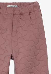 Wheat - THERMO ALEX - Trousers - plum - 2
