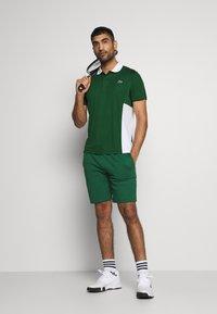 Lacoste Sport - TENINS  - Sports shirt - green - 1