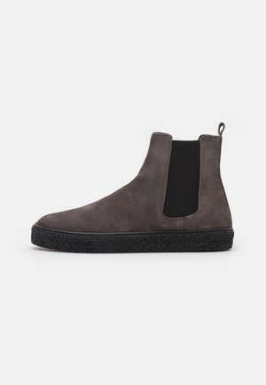 BIACHAD WINTER CHELSEA BOOT - Classic ankle boots - dark grey