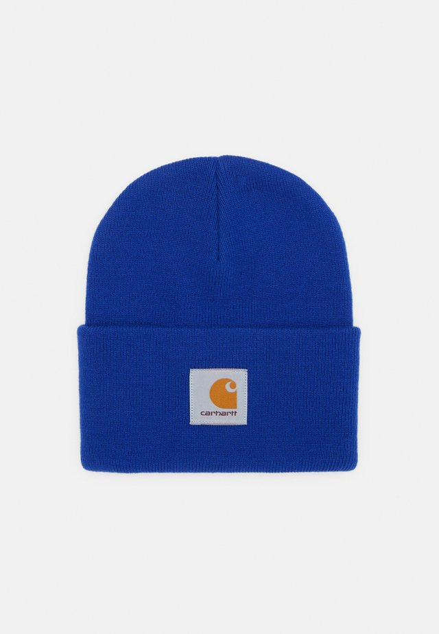 WATCH HAT - Beanie - lapis