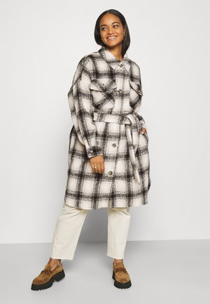 VMLUNA LONG JACKET - Klasyczny płaszcz - safari