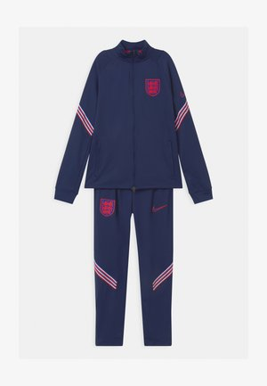 ENGLAND SET UNISEX - National team wear - midnight navy/challenge red
