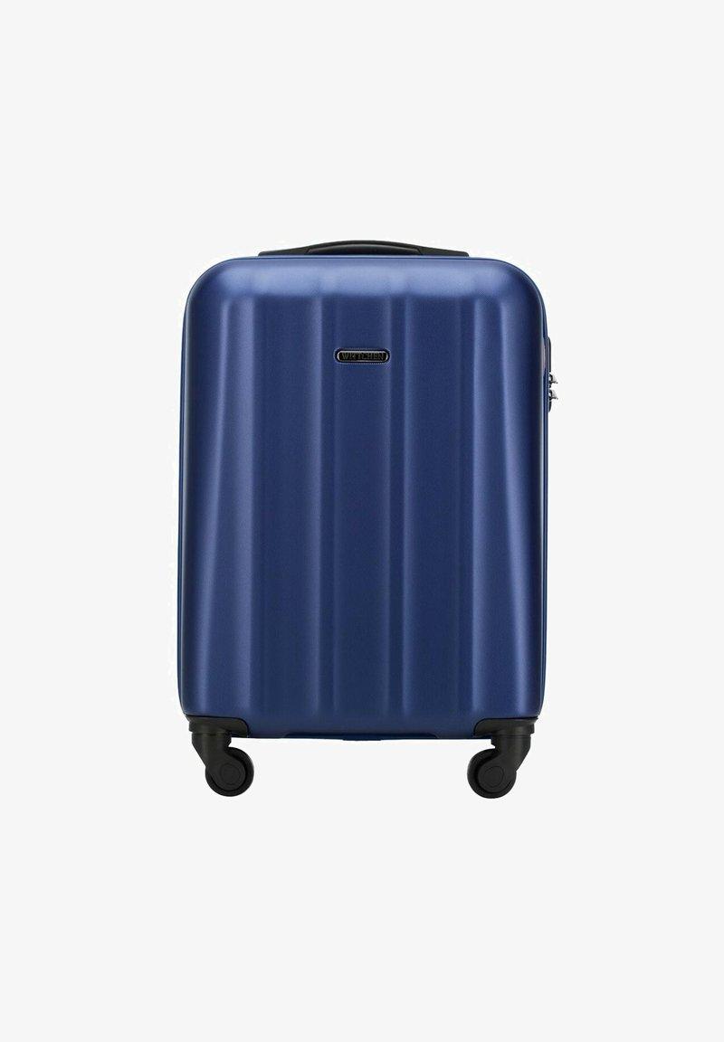 Wittchen - Wheeled suitcase - blau