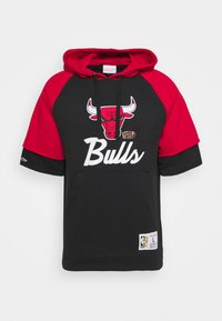 NBA CHICAGO BULLS HOODY - Klubbkläder - black