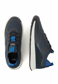 BOSS - Trainers - dark blue - 3