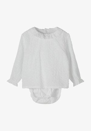 Jumpsuit - bright white