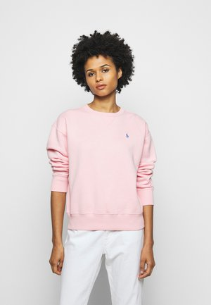 LONG SLEEVE - Sudadera - resort pink