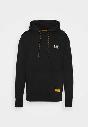 SMALL LOGO HOODIE - Sweatshirt - black