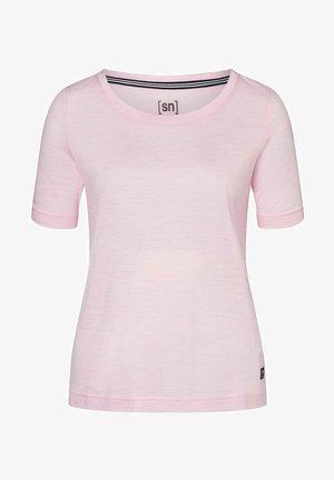 ESSENTIAL - Basic T-shirt - rosa