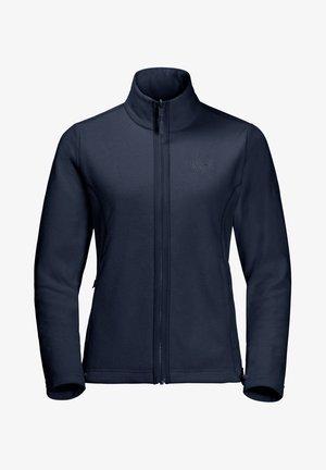 SKYWIND JACKET W - Fleece jacket - midnight blue