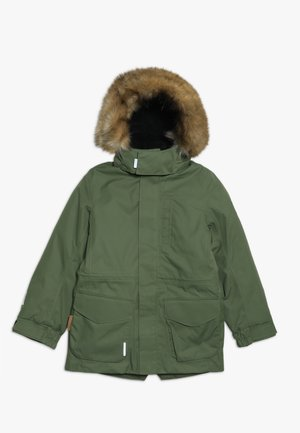 NAAPURI - Winter jacket - khaki green