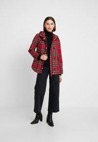 Tom Joule - COAST PRINT - Summer jacket - red - 1