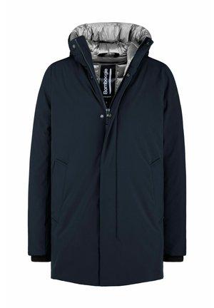 Winter coat - poseidon blue